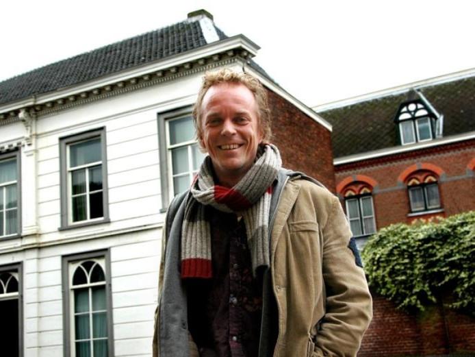 Peter Dictus, een van de winnaars van de Brabant Bokaal. Archieffoto Else Loof/het fotoburo.