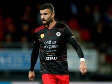 Rai Vloet speelt met Excelsior tegen oude club NAC Breda: 'Ik ga gewoon juichen'
