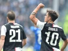 La Juventus s'impose sans briller, avec un coup franc magistral de Dybala