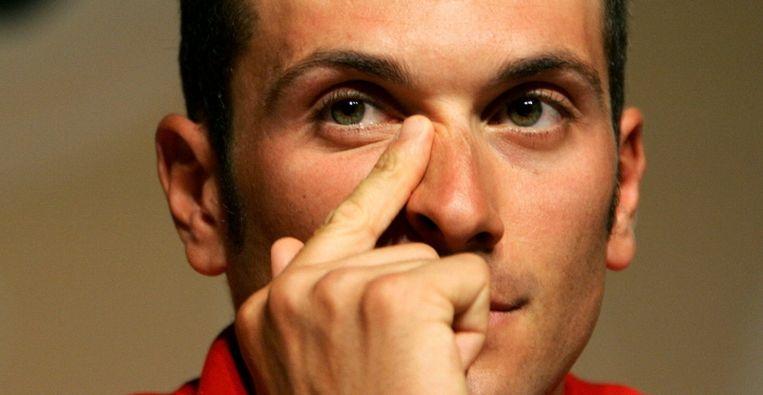 Ivan Basso. Beeld