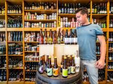 Dit zijn de bieren uut Ernem. Die drink je liever kout dan werrem