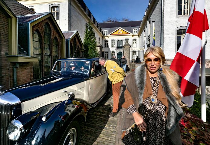 Rolls Royces en Bentleys in Gemert