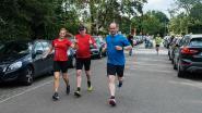 Eerste loopwedstrijd in Hogen
