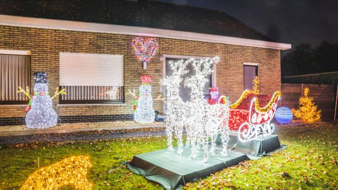 'Winterlicht' moet sfeer brengen tijdens kerst en nieuw