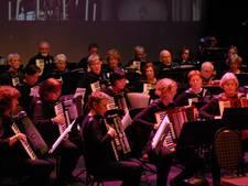 Veelzijdig lenteconcert door accordeonvereniging Blij Leven
