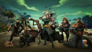 Hang de piraat uit in 'Sea of Thieves', niet de eikel