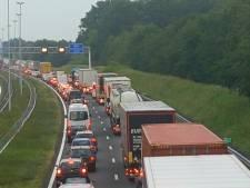 Dorpsraden Bavel en Ulvenhout dringen bij minister aan op verbetering A58