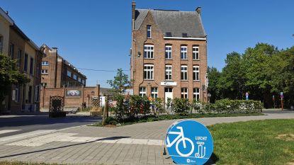 Stad installeert gratis fietspompen op verschillende locaties in Halle