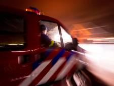 Bewoners in Pijnacker geëvacueerd door autobrand