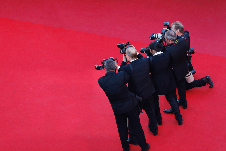 Voor de fotografen vallen er op de rode loper in Cannes steeds minder Hollywood-grootheden vast te leggen.
