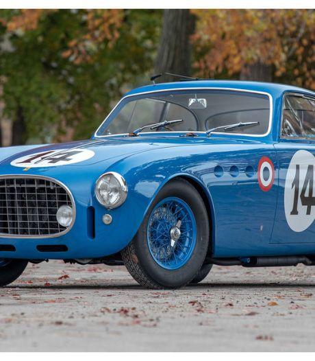 Deze Ferrari stond ooit voor 200 dollar te koop op eBay