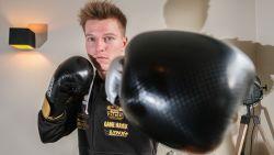 """Van de koersfiets naar de boksring, het onwaarschijnlijke verhaal van Zico Waeytens: """"Ik heb me mijn overstap nog niet beklaagd"""""""