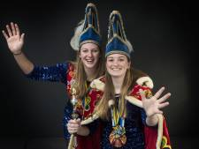 Hoogheden Pien en Iris uit Tubbergen komen te laat bij eigen gala