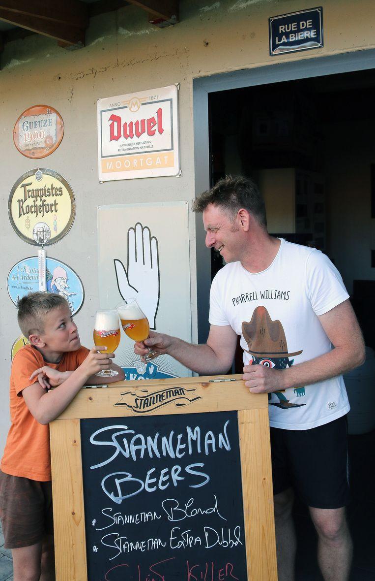 Stanneman Bier.