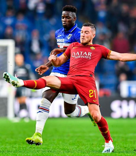 Roma gaat door het stof na racisme jegens Vieira