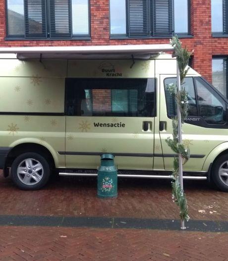 Dagje weg voor gezin met zorgkindje; Buurtkracht Rijssen-Holten zamelt wensen in