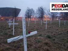 Voorman Pegida krijgt 750 euro boete na actie bij geplande moskee Enschede