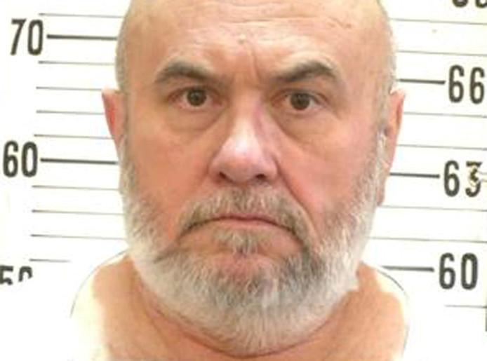 De donderdag ter dood gebrachte gevangene Edmund Zagorski op een politiefoto.