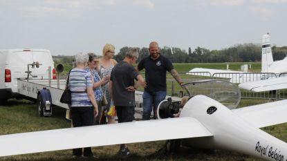 Vliegclubs Goetsenhoven zetten de deuren open