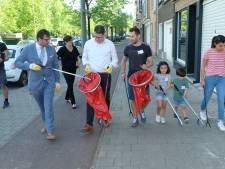 Stad zegt 'dankjewel' aan Wilrijks gezinnetje dat vrijwillig zwerfvuil ruimt