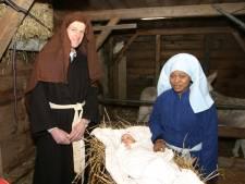 Einde aan levende kerststal; niemand wil meer voor Jozef of Maria spelen