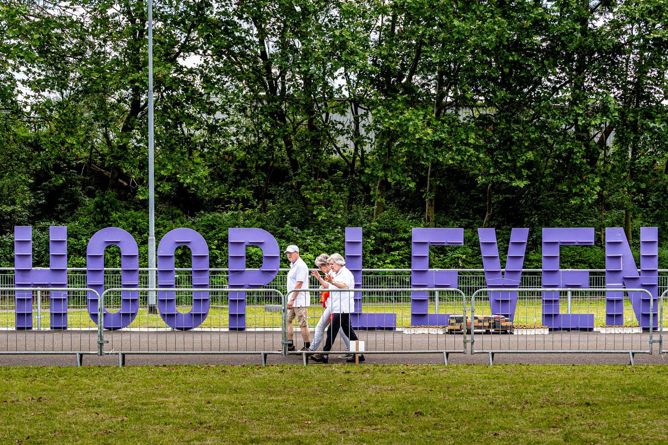 20190616 - ROOSENDAAL Pix4Profs/Tonny Presser - Samenloop voor Hoop op wielerexperience Roosendaal