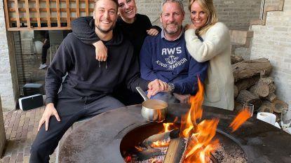 """Marie Verhulst woont onder één dak met gezin tijdens coronacrisis: """"Mijn broer en ik zijn tegenpolen"""""""