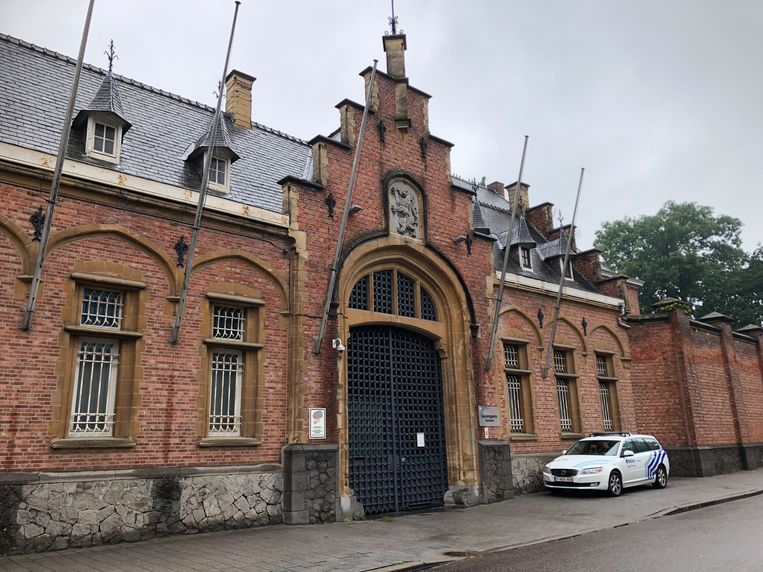 De gevangenis in Turnhout. Gert B. werkte er als cipier, Marcel S. zat er als gedetineerde opgesloten voor autodiefstal.