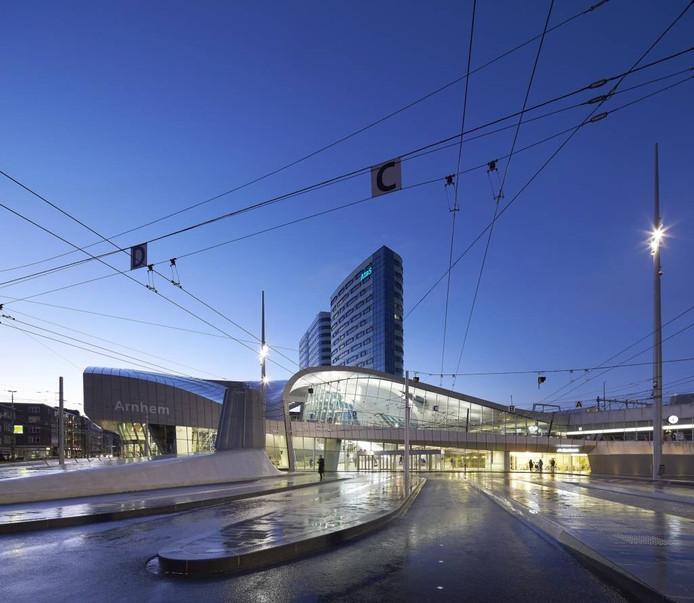 'Arnhem' wordt vervangen door 'Arnhem Centraal'.