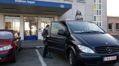 Burgemeester Talpe hoopt op meer Ieperse taxi's met nieuwe taxidecreet