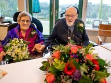 Diamanten huwelijk Wierdens echtpaar: gezinsverzorgster raakt op werkplek verliefd