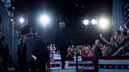 Trump weigert zijn belastingaangiften te laten zien en gaat in beroep