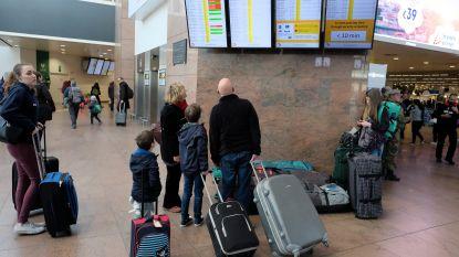 Vroege vluchten op Brussels Airport vertraagd door tijdelijke sluiting luchtruim