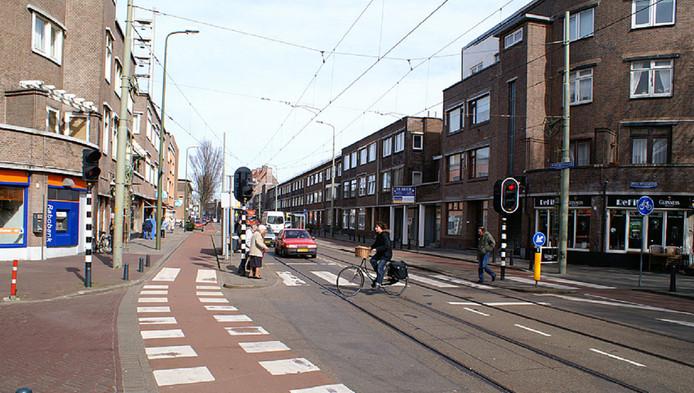 Verfwinkel Den Haag : Vervaagde zebrapaden in den haag krijgen likje verf den haag ad.nl