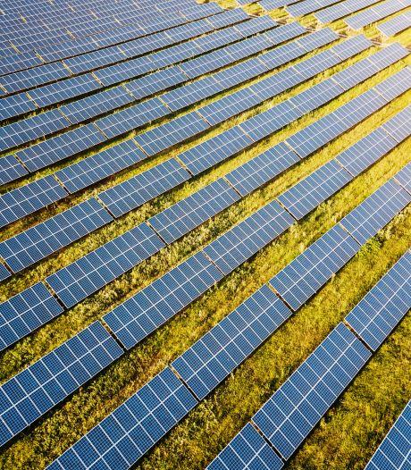 Onderzoek naar zonnevelden krijgt een klap als zonnepark Nergena bij Bennekom niet doorgaat