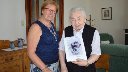 Zuster Marie-Martine ontroerd door 1.100 gebundelde verjaardagswensen voor 92ste verjaardag
