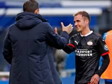 PSV-talenten kunnen vooral veel leren van snelle denker Mario Götze