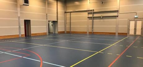 Eerst noodhal voor Metameer, zomer 2020 nieuwe gymzalen
