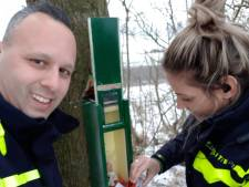 Geocaching zorgt voor 'verdachte situatie' in Oudewater