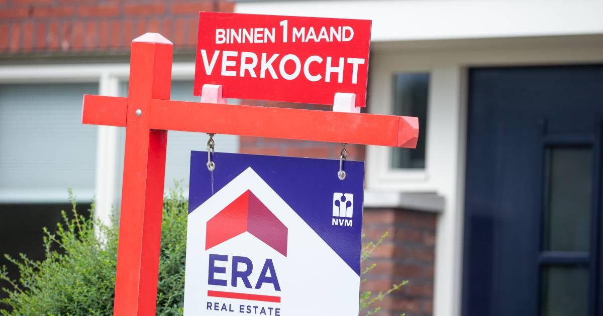 Waarom de gemiddelde huizenprijs in december daalde