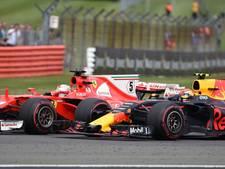 Verstappen vierde na bandenchaos, Hamilton wint op Silverstone