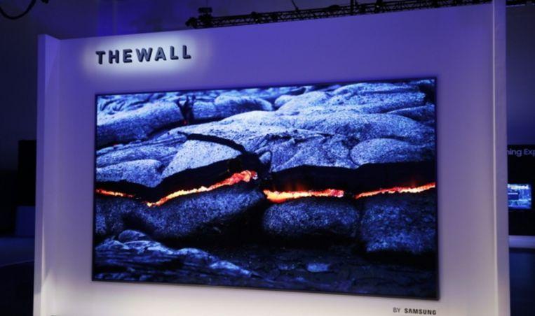 Samsungs 'Wall'.