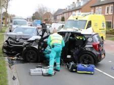 Zwaargewonde bij ernstig ongeluk in Poeldijk