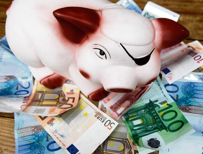 De bodem van de spaarpot van de gemeente Ermelo is in zicht. Een inhaalslag met hogere belastingen moet het financiële tij keren.