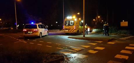 Fietser gewond bij ongeluk in Haaksbergen