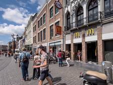 C&A op Markt wordt stukje groter door vertrekkende McDonald's