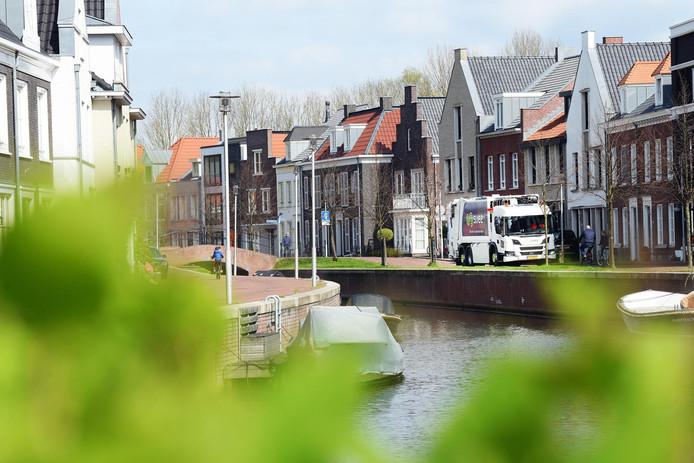 Vuilniswagen op waterstof gaat volgend jaar in Arnhem rijden.