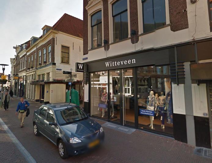 Het filiaal van Witteveen in Amersfoort