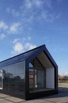 Eerste tiny houses in Papendrecht: 'Hoe sneller gehandeld wordt, hoe sneller ze er komen'