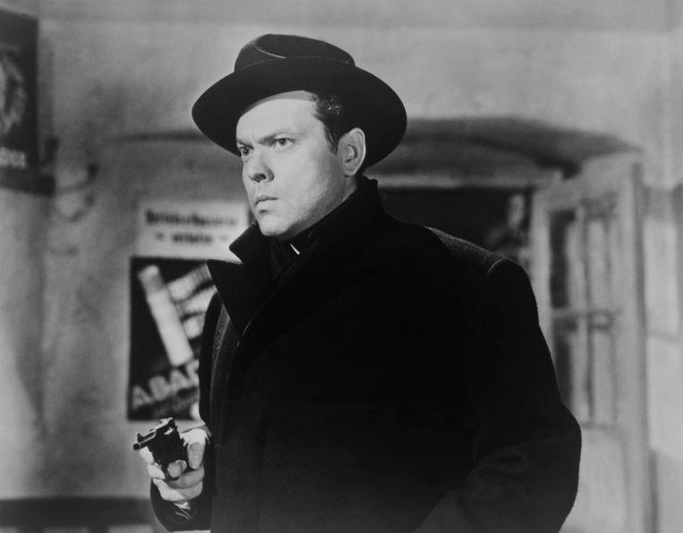 Orson Welles in 1945